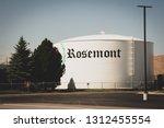 Rosemont Illinois utility water tower storage tank