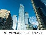 new york  ny   united states  ... | Shutterstock . vector #1312476524