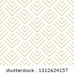 art deco style geometric scales ... | Shutterstock .eps vector #1312624157