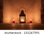 Funeral Vintage Candlelit In...
