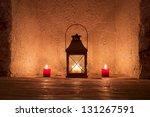 Funeral Vintage Candlelit In...
