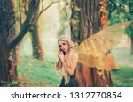 bright summer photo with... | Shutterstock . vector #1312770854
