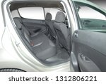 black rear seat in the... | Shutterstock . vector #1312806221