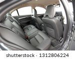 black rear seat in the... | Shutterstock . vector #1312806224