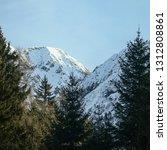 squared image of passo del... | Shutterstock . vector #1312808861