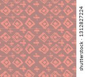 tie dye japanese geometric...   Shutterstock .eps vector #1312827224