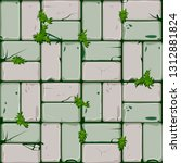 texture of stone tiles ...