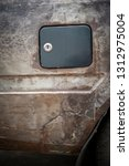 a neglect vintage car...   Shutterstock . vector #1312975004