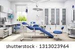 Modern Medical Clinic. 3d...