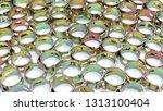 car spring hose clamp | Shutterstock . vector #1313100404
