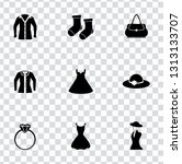 vector fashion design... | Shutterstock .eps vector #1313133707