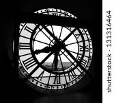 Small photo of PARIS - MAY 08: The Orsay Museum (Musee d'Orsay) clock, on May 08, 2012 in Paris, France. The Orsay Museum is the largest in the world collection of impressionist and post-impressionist masterpieces.