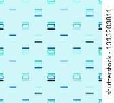 seamless vector pattern.... | Shutterstock .eps vector #1313203811