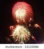 fireworks | Shutterstock . vector #13133086
