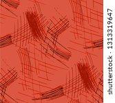 various pencil hatches.... | Shutterstock .eps vector #1313319647