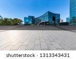 panoramic skyline and modern... | Shutterstock . vector #1313343431