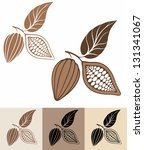 cocoa. vector illustration | Shutterstock .eps vector #131341067