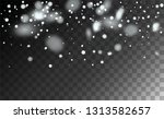 background for new year... | Shutterstock .eps vector #1313582657