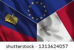 lichtenstein and malta 3d...   Shutterstock . vector #1313624057