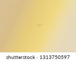 abstract gold luxurious line... | Shutterstock .eps vector #1313750597