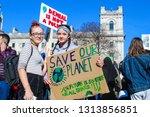parliament square  london  ...   Shutterstock . vector #1313856851