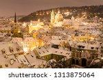 The Old Town Of Prague  Czech...