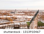 riga  latvia  february 14  2018 ... | Shutterstock . vector #1313910467