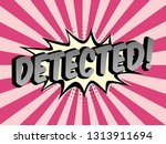 speech bubbles with on color in ...   Shutterstock .eps vector #1313911694