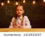 future businesswoman. future...   Shutterstock . vector #1313923247