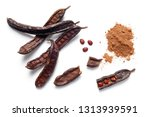 Carob Bean Pods  Seeds And...