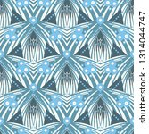 vector seamless pattern with... | Shutterstock .eps vector #1314044747