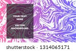 mixture of acrylic paints....   Shutterstock .eps vector #1314065171