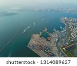 istanbul kadikoy aerial above... | Shutterstock . vector #1314089627