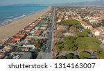 panoramic aerial view of forte... | Shutterstock . vector #1314163007