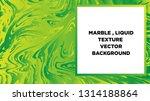 mixture of acrylic paints.... | Shutterstock .eps vector #1314188864