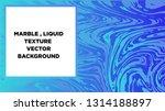 mixture of acrylic paints.... | Shutterstock .eps vector #1314188897