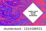 mixture of acrylic paints.... | Shutterstock .eps vector #1314188921