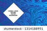 mixture of acrylic paints.... | Shutterstock .eps vector #1314188951