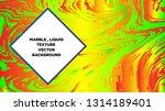 mixture of acrylic paints.... | Shutterstock .eps vector #1314189401