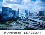 5g network wireless systems and ... | Shutterstock . vector #1314231644