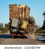 Truck In Africa