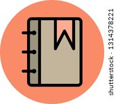 bookmark vector icon
