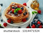 French Cinnamon Toast With...