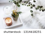 Interior Tray Decoration With...