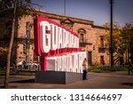 guadalajara  jalisco  mexico ...   Shutterstock . vector #1314664697