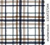 gingham seamless pattern.... | Shutterstock .eps vector #1314727244
