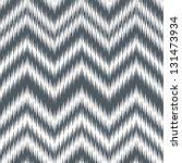 seamless alloy silver grey ikat ... | Shutterstock .eps vector #131473934