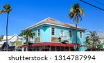 key west  florida   february 28 ... | Shutterstock . vector #1314787994