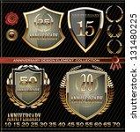 anniversary design element... | Shutterstock .eps vector #131480225
