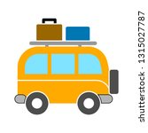 minivan icon   minivan isolated ... | Shutterstock .eps vector #1315027787